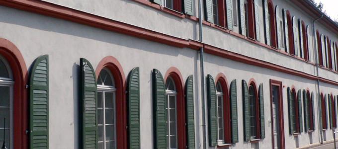 Denkmalgeschützte Holzfenster